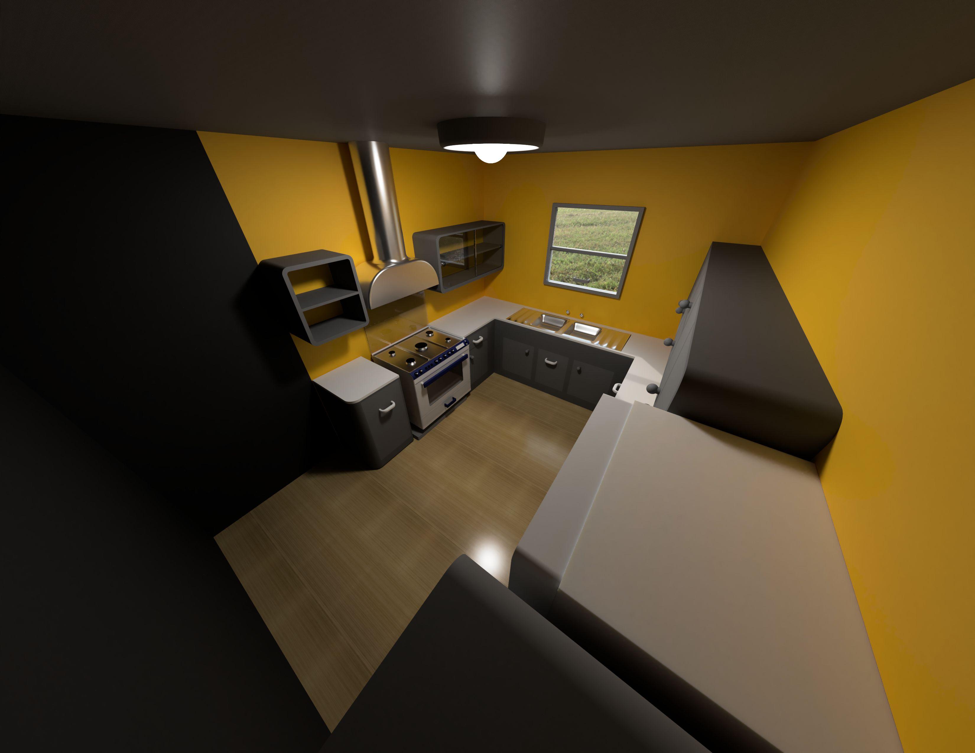 Kitchen Design Ergonomics Autodesk Online Gallery