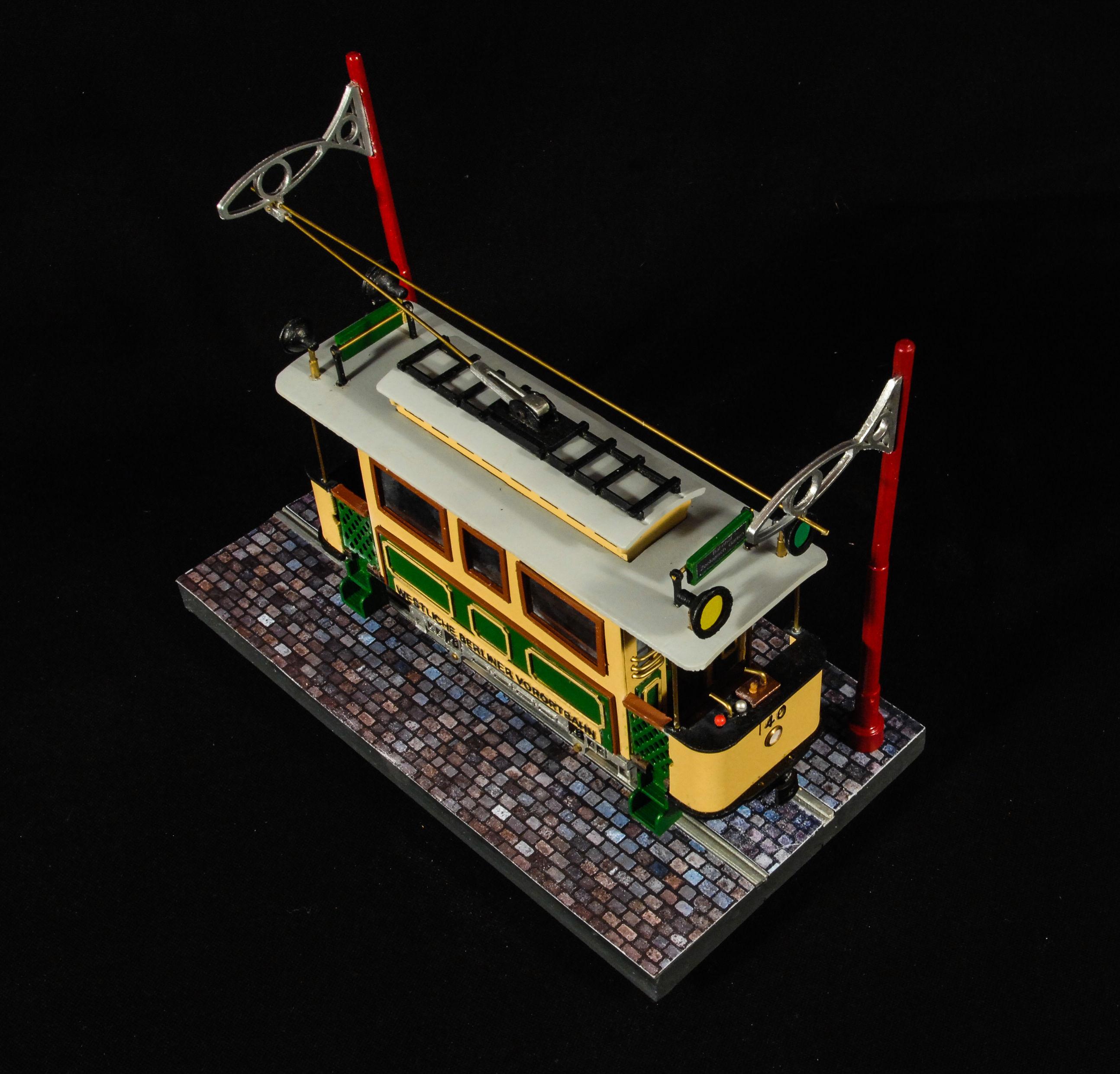 Upgrade Berliner Tram + 3D print model|Autodesk Online Gallery