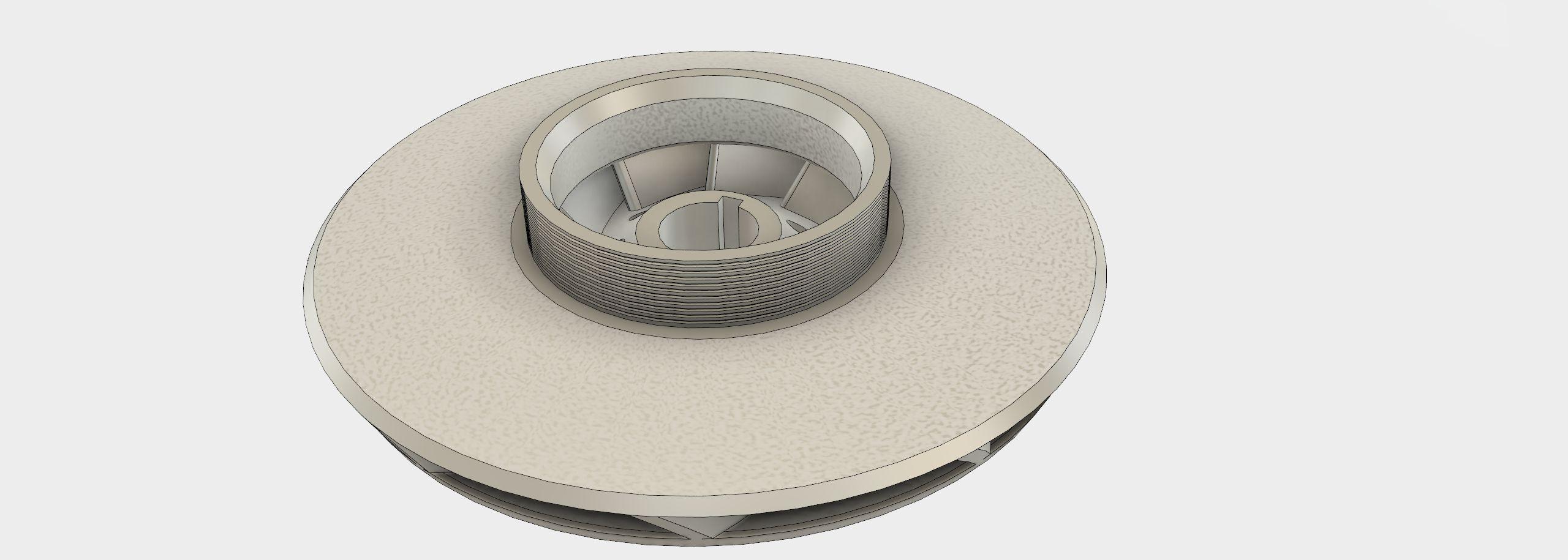Impeller-x-v7h-3500-3500