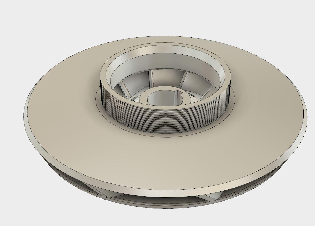 Impeller-x-v7c-3500-3500