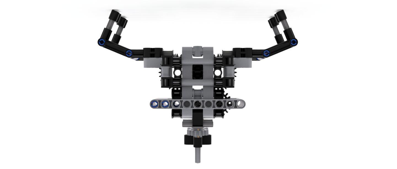 Lego-ev3-claw-v5as-3500-3500