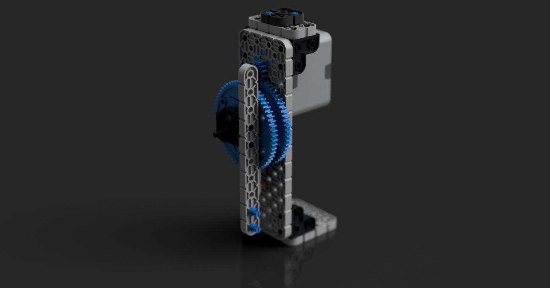 Mini-golf-----vex-iq-robotics-fabnerdes-v4-3500-3500