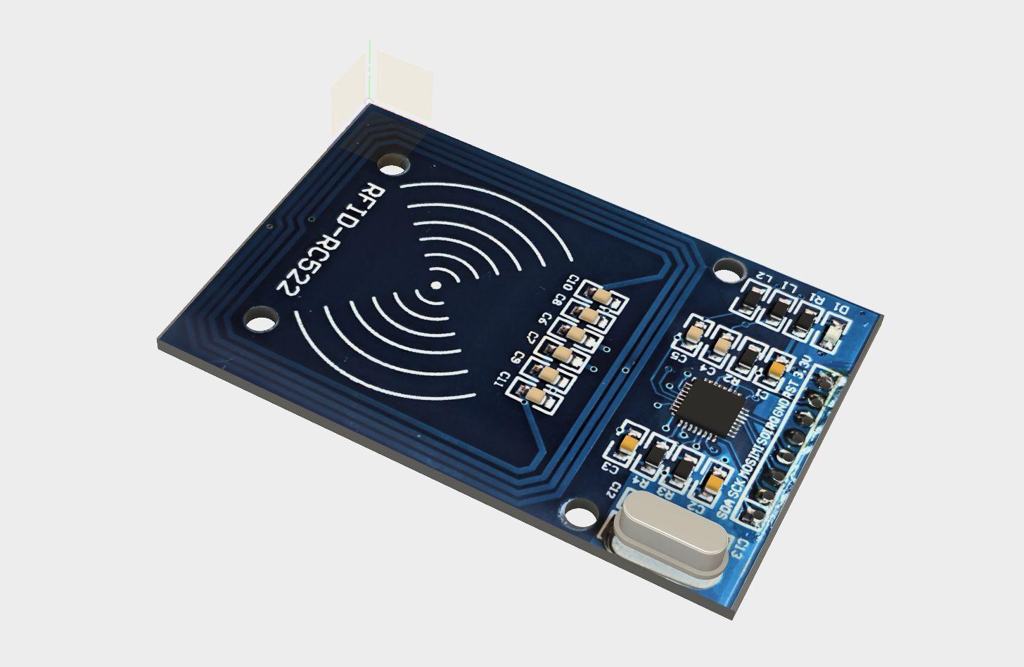 RFID-RC522|Autodesk Online Gallery