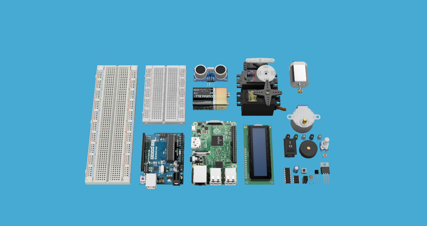 Electronic-component-library-3500-3500
