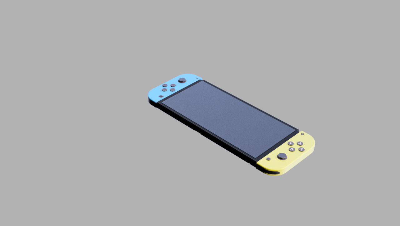 NINTENDO SWITCH|Autodesk Online Gallery