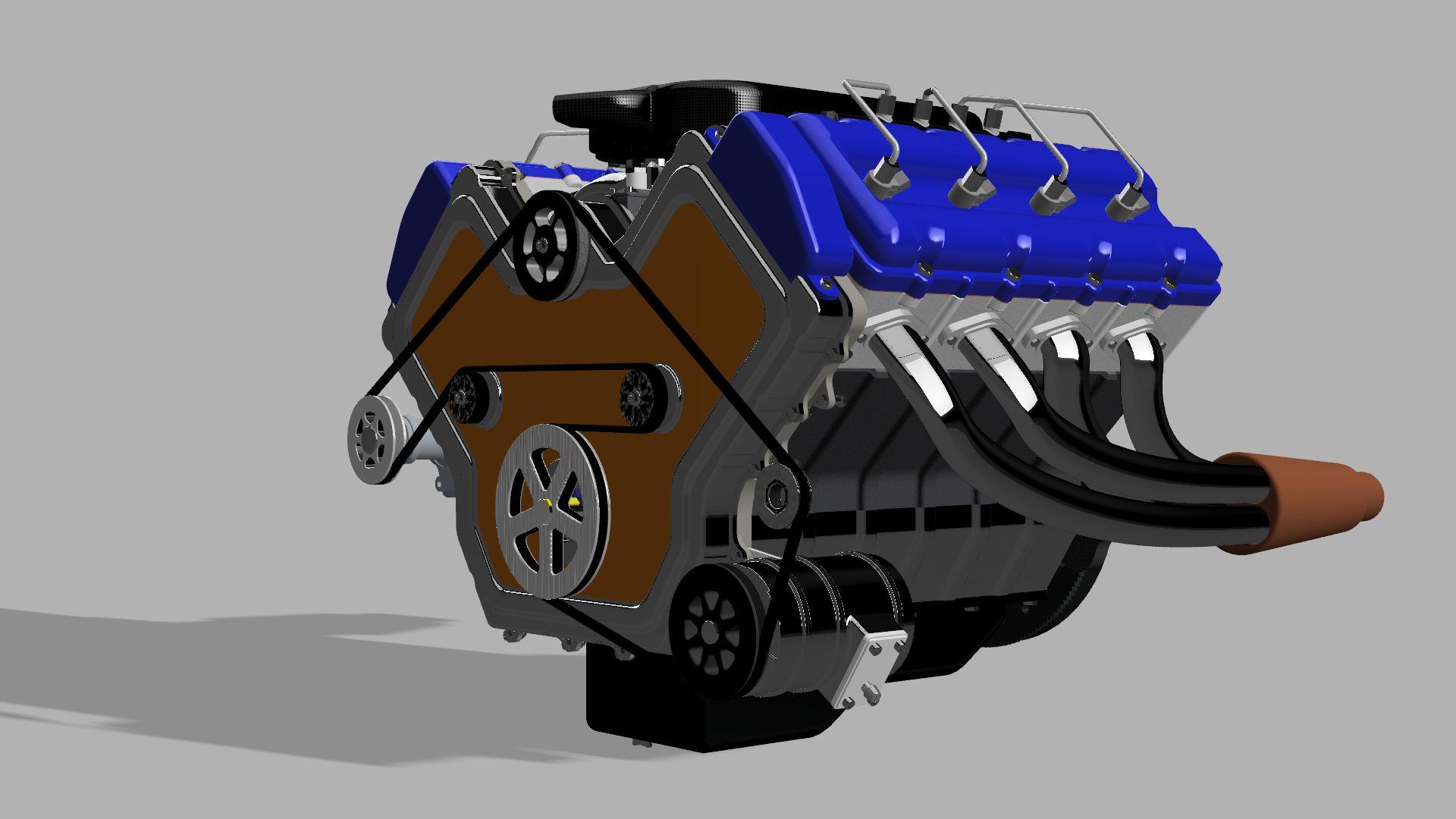 V8-engine-v4-3500-3500