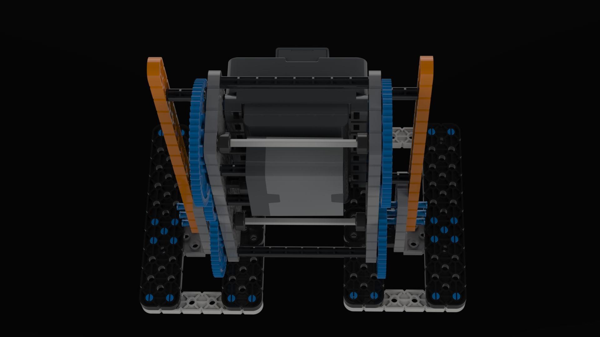 Human-lcs-robot-maker-3500-3500