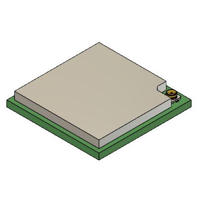 LoRaWAN module packages for Eagle Autodesk Online Gallery