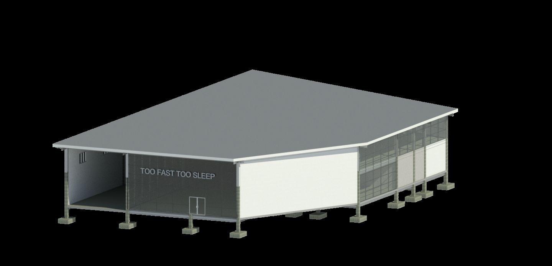 too fast too sleep construction|Autodesk Online Gallery