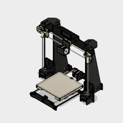 Anet A8 3D Printer|Autodesk Online Gallery