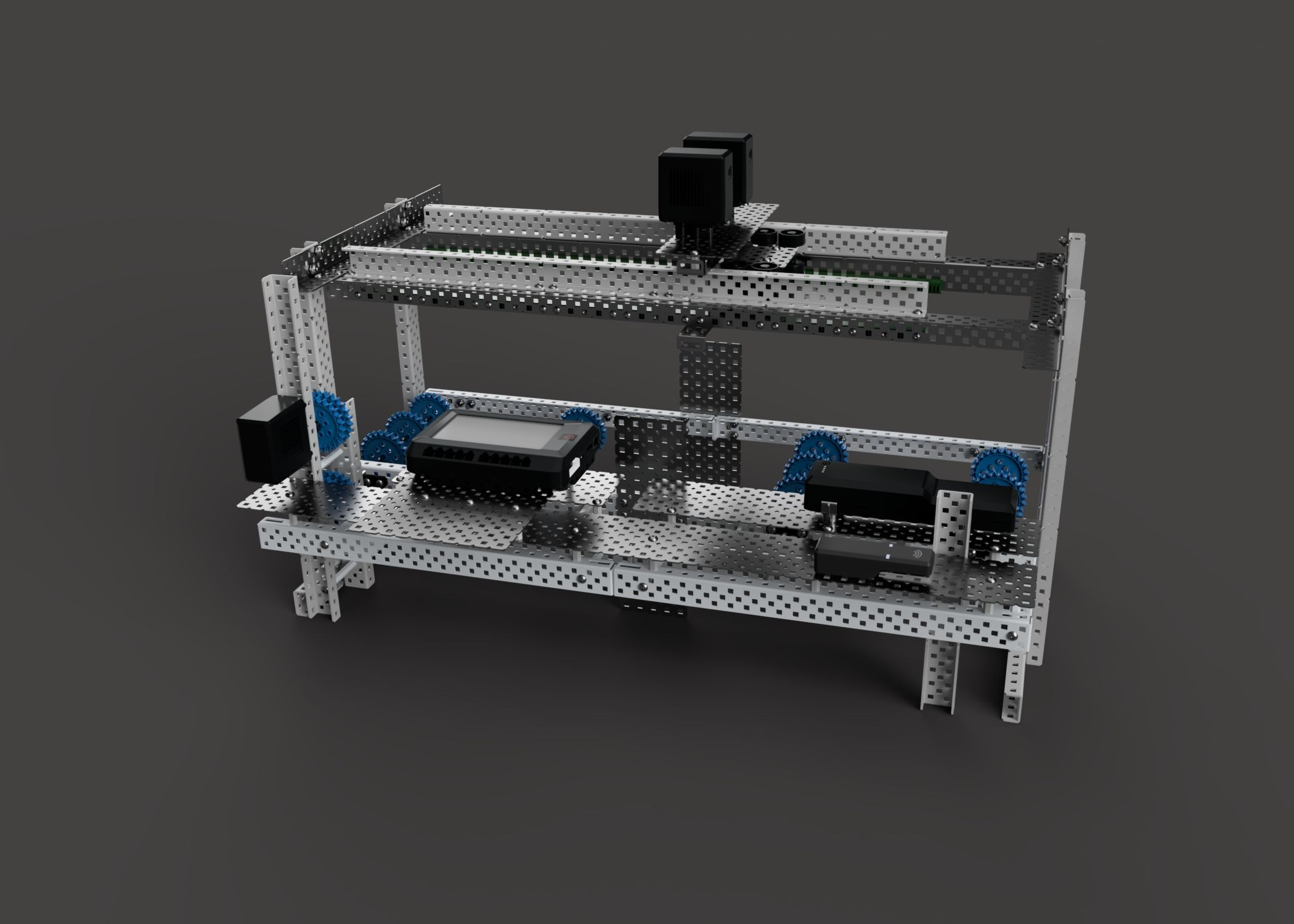 Automatic-machine---based-on-image-processing---v5-vex-robotics---under-development-3500-3500
