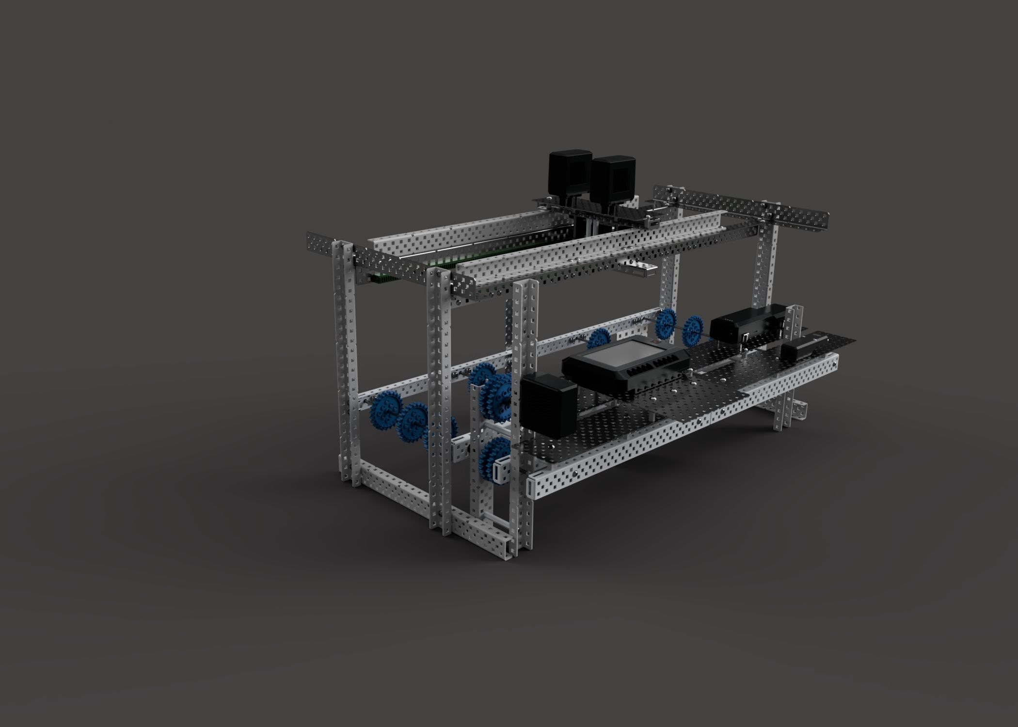 Automatic-machine---based-on-image-processing---v5-vex-robotics-lucas-ll-3500-3500