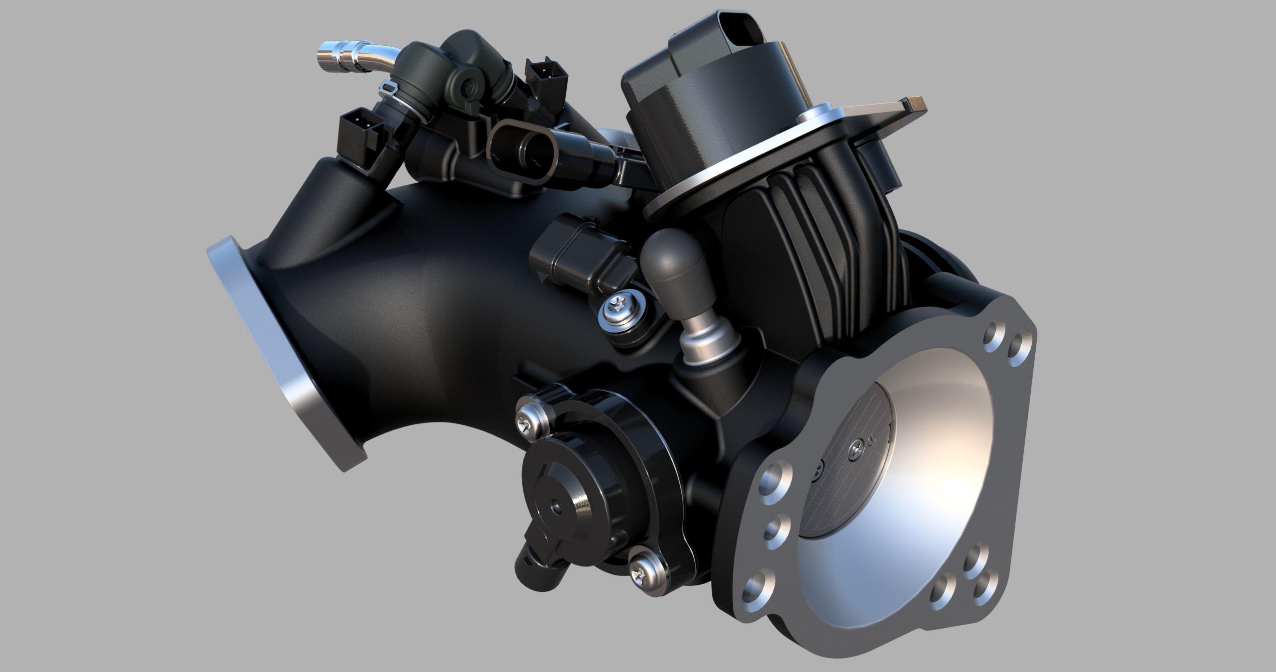 Harley-heritage-inductionmodulethrottlebody-3500-3500