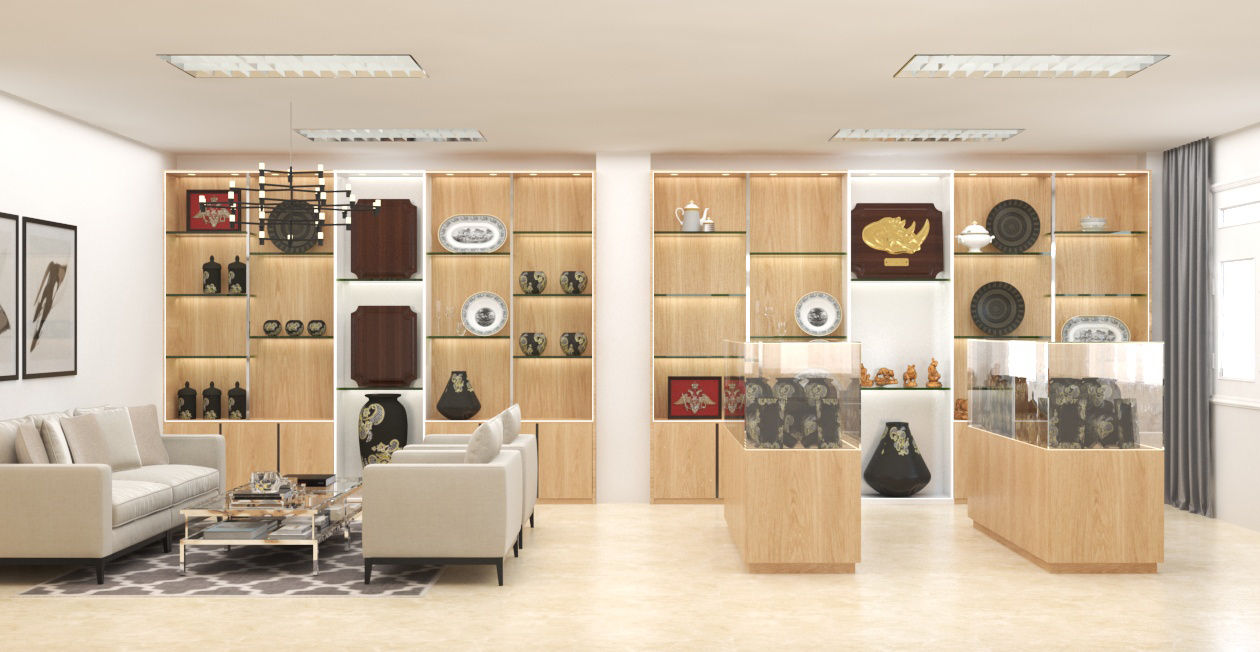 Souvenir Shop Interior Design12/24/2018