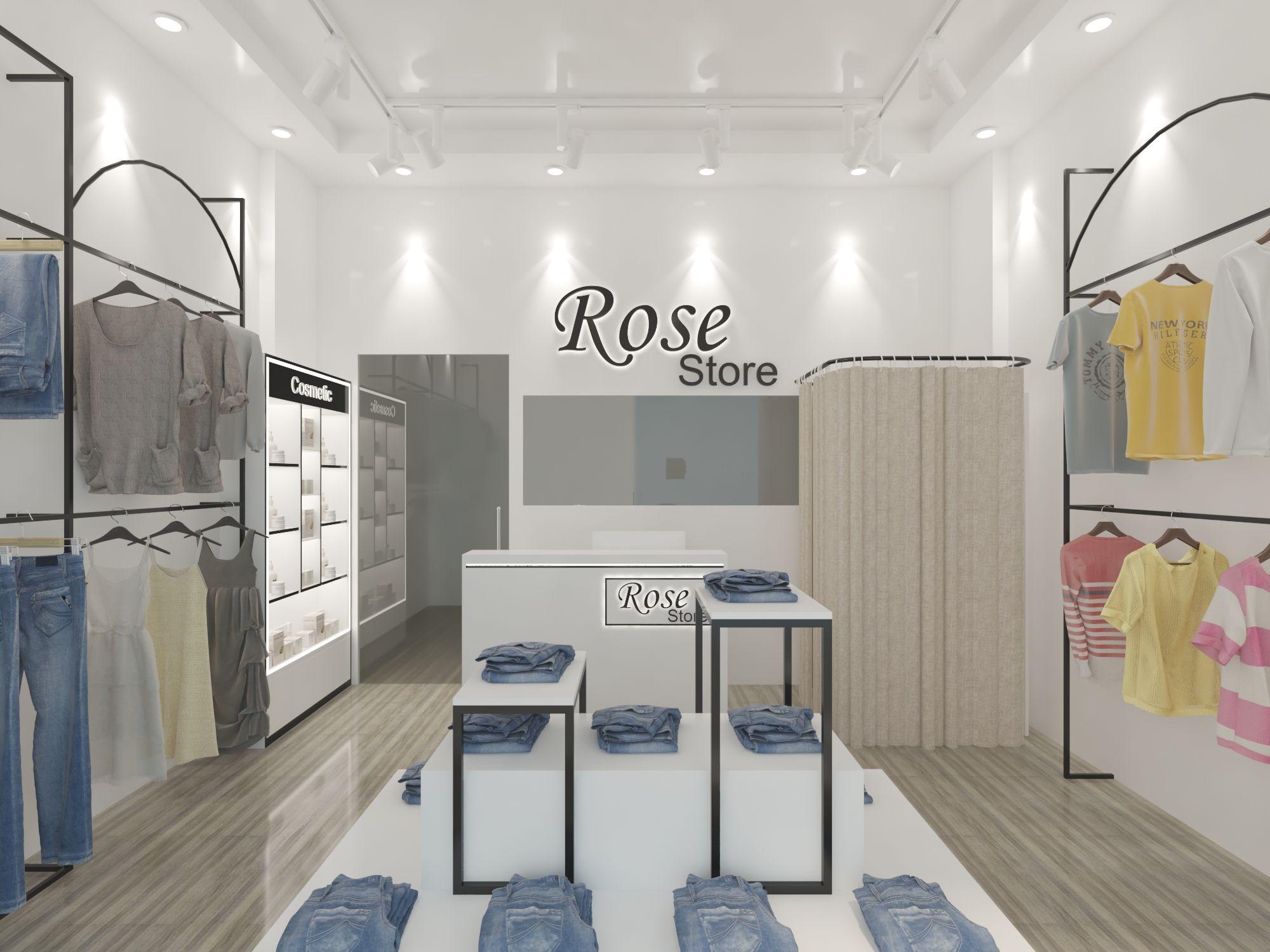 Fashion Store Interior Design Autodesk Online Gallery