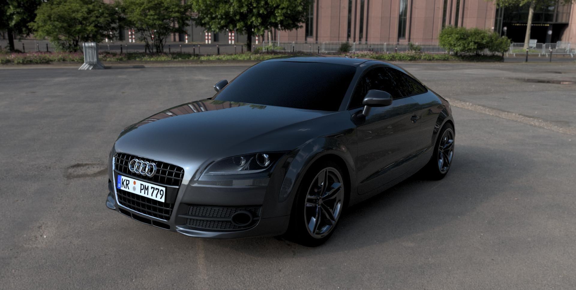 Kelebihan Kekurangan Audi Tt 2008 Spesifikasi