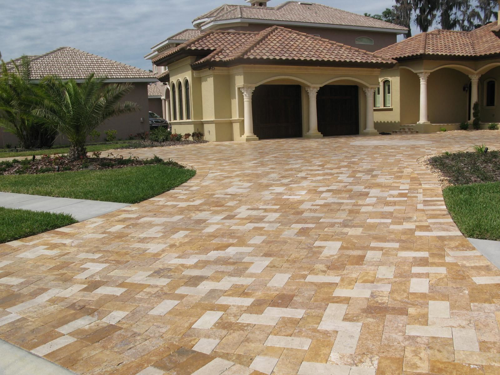 Luxurious Home Driveway Designs Autodesk Online Gallery