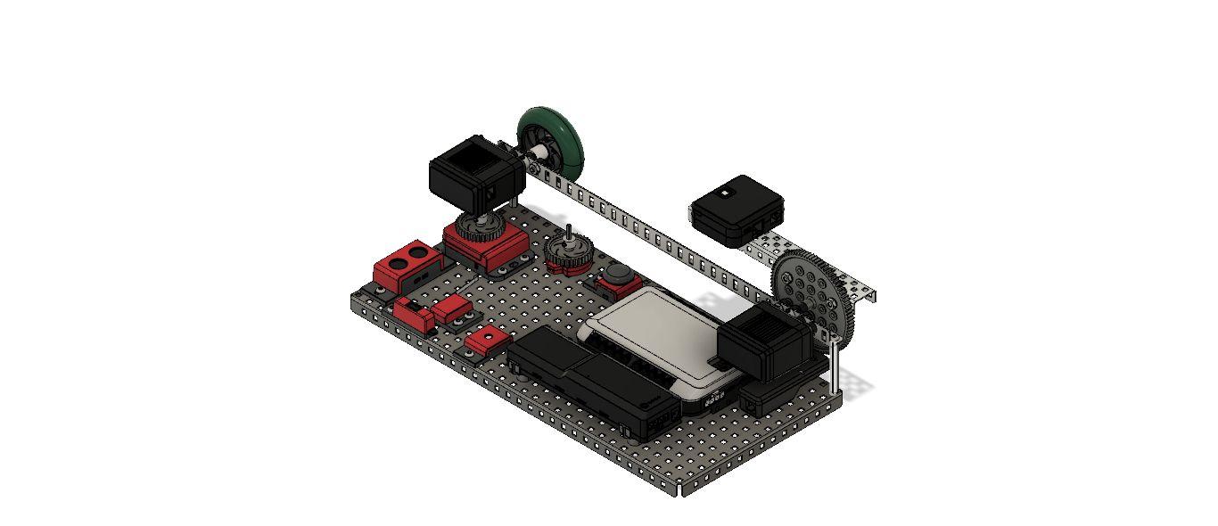 VEX V5 - Test Bed|Autodesk Online Gallery