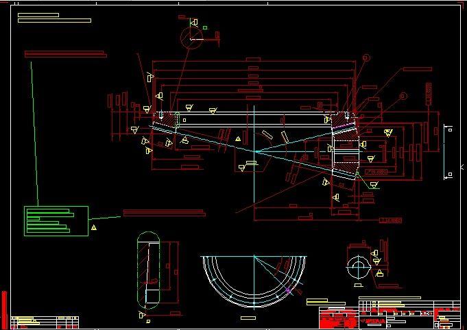 Sandvik HIDROCONE CRUSHERS H3800 complete drawing Autodesk
