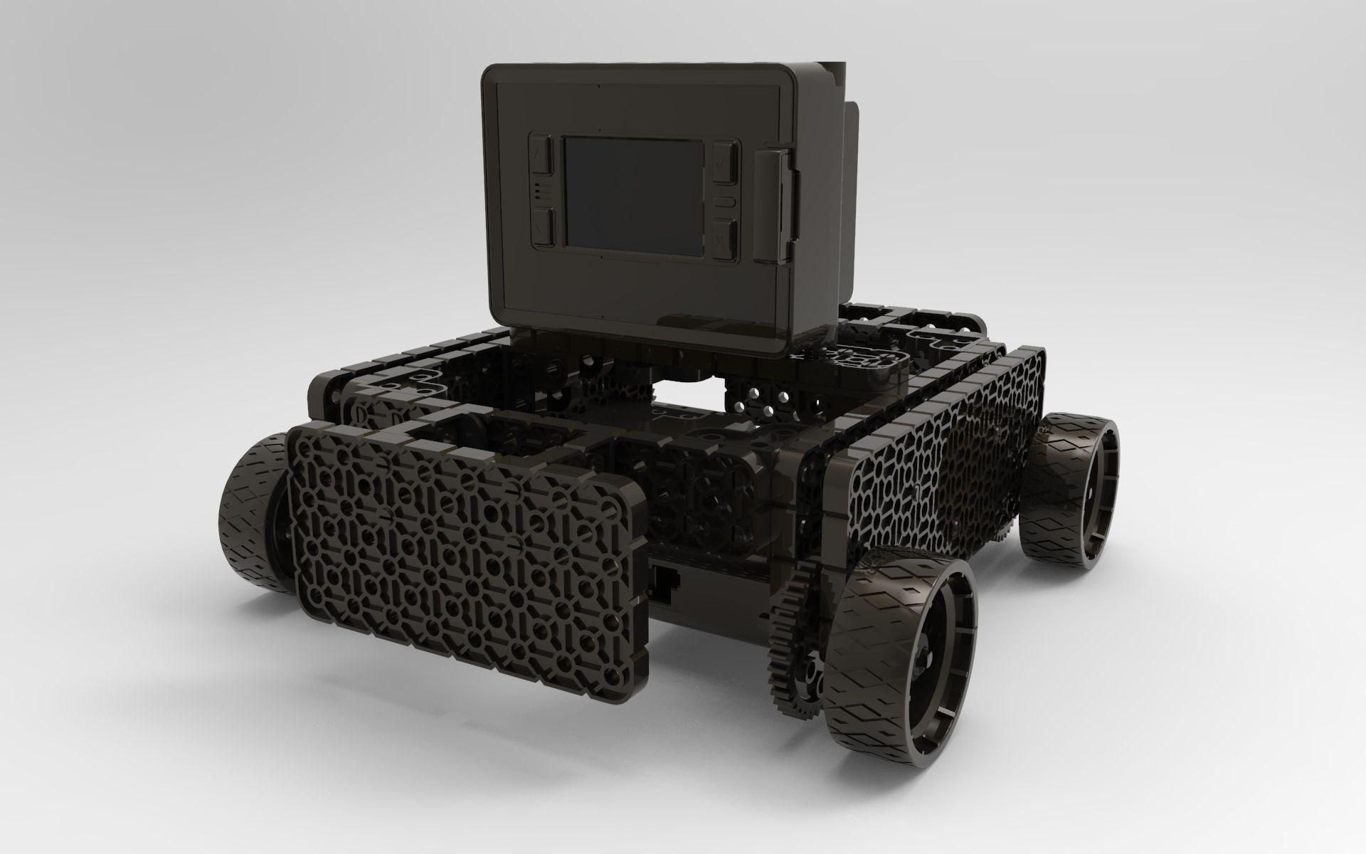 Robot-vexx-3500-3500