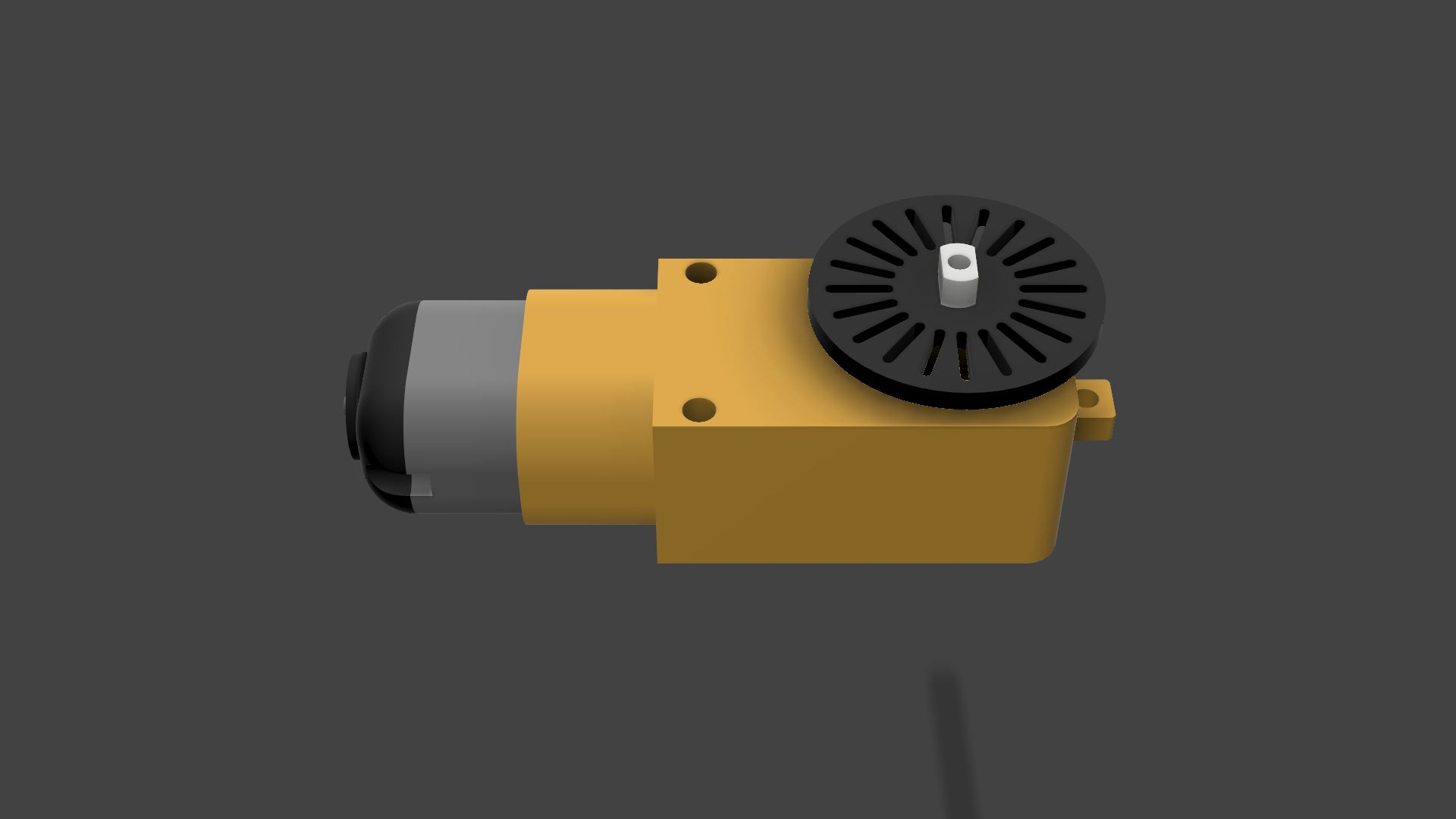 Geared-motor-4-v2-3500-3500