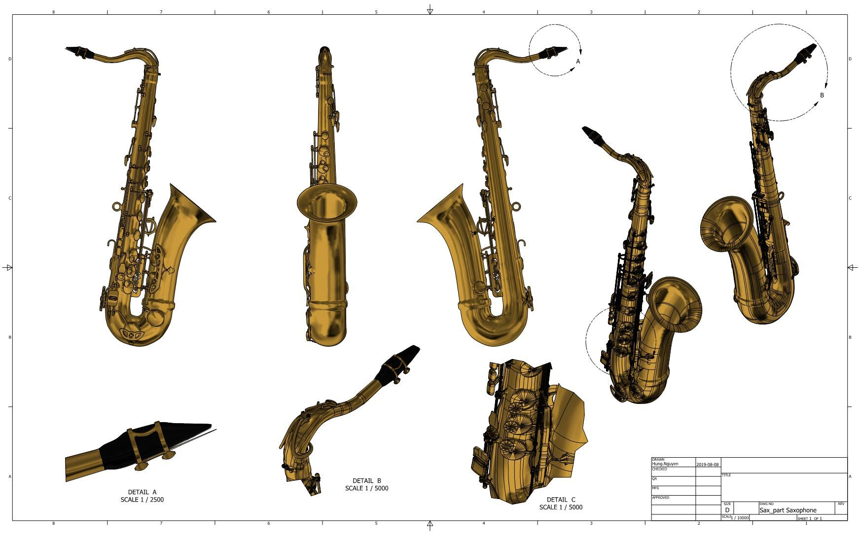 Sax-3-3500-3500