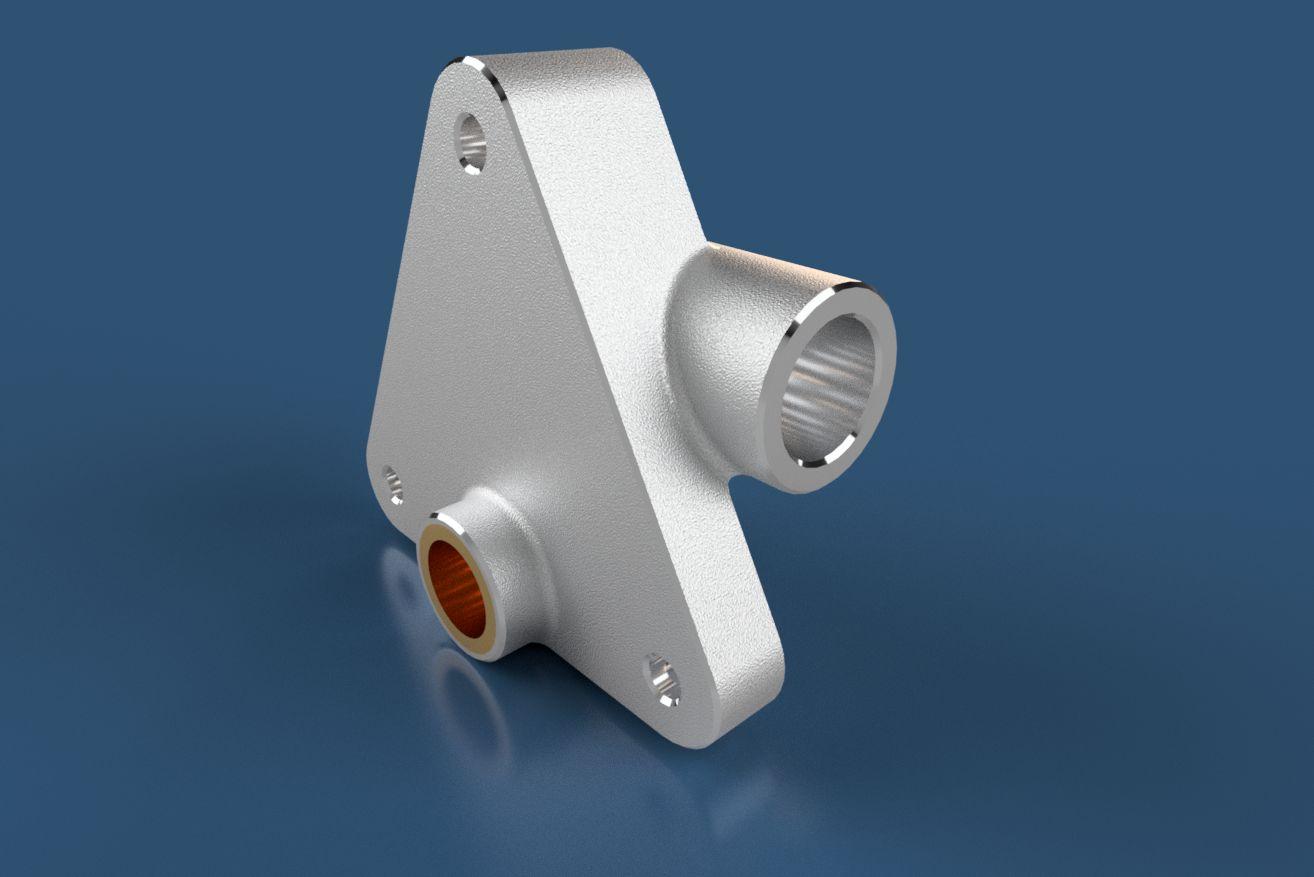 Bushed-bearing-bracket-v3b-3500-3500