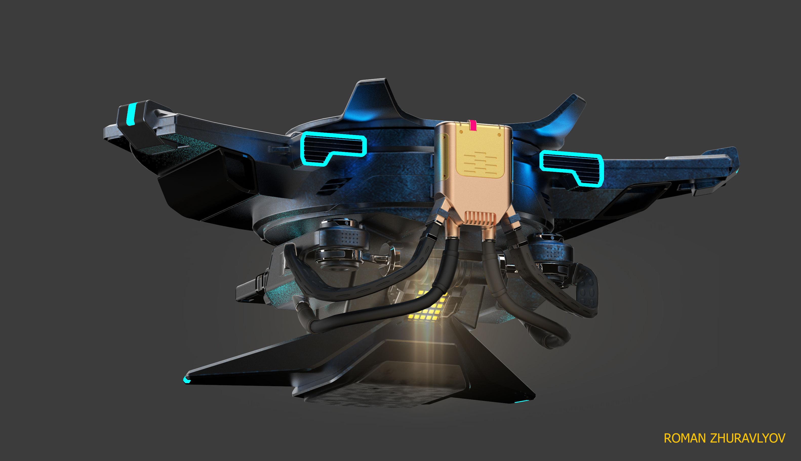 Dron-3-3500-3500