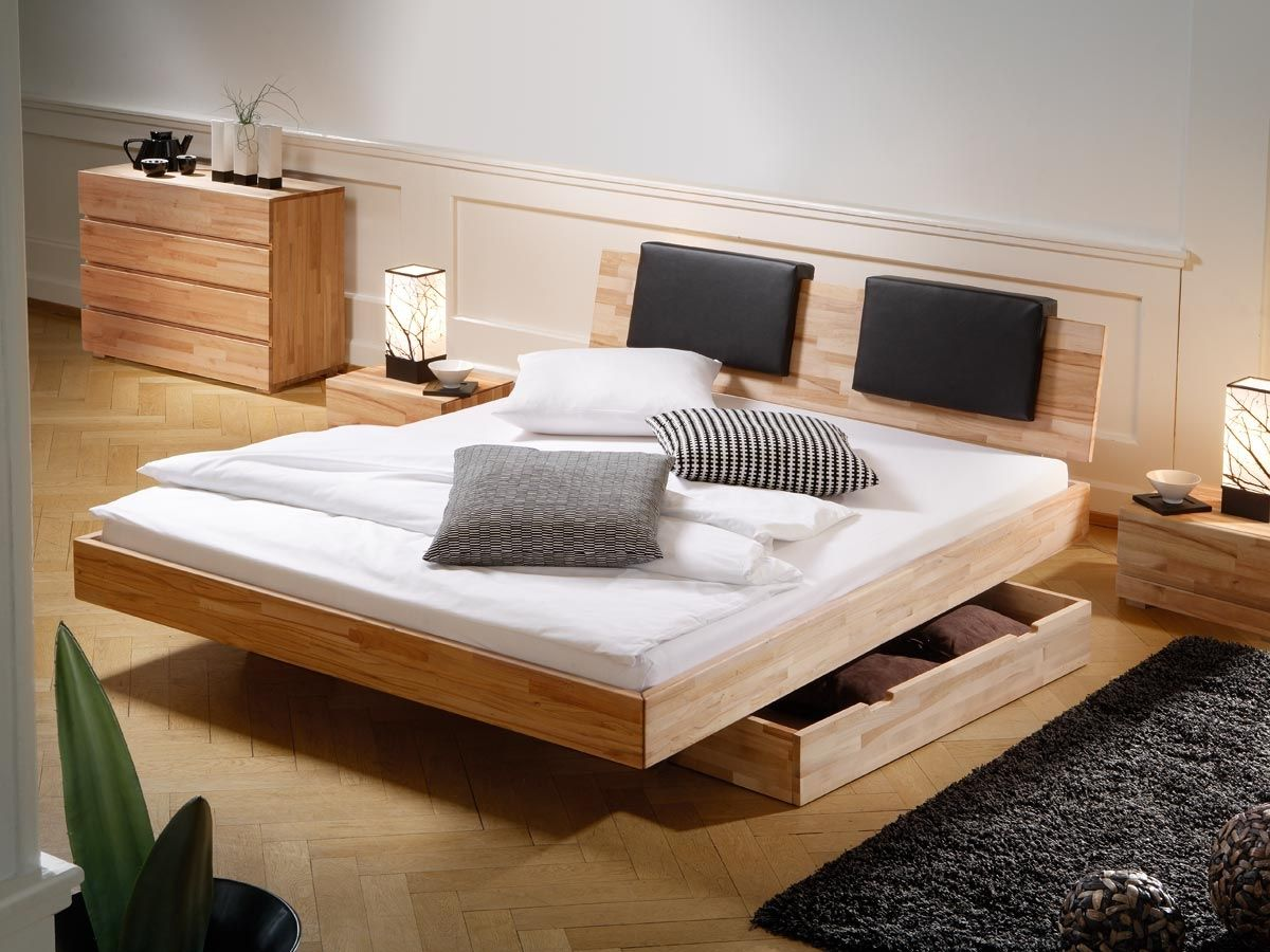 Picture of: How To Select The Best Solid Wood Platform Bed With Storage Autodesk Online Gallery