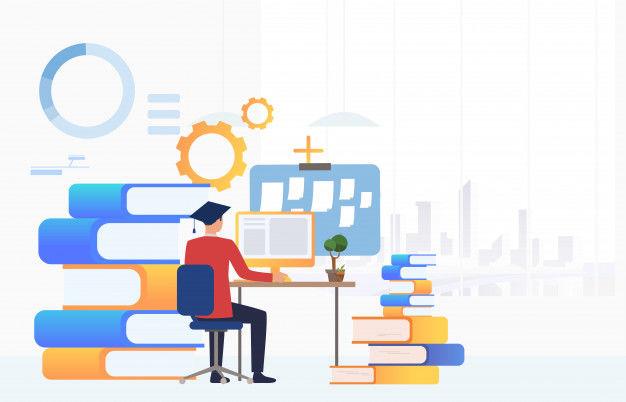 Student-graduation-cap-using-computer-desk-1262-21421-3500-3500