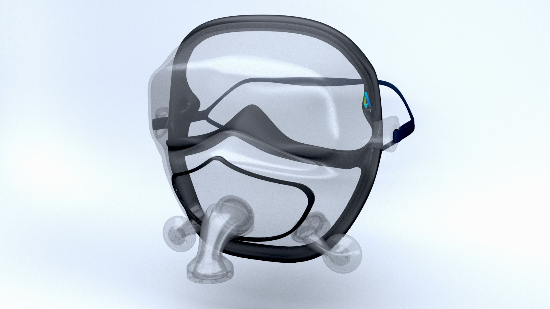 Biomimetic-mask-3500-3500