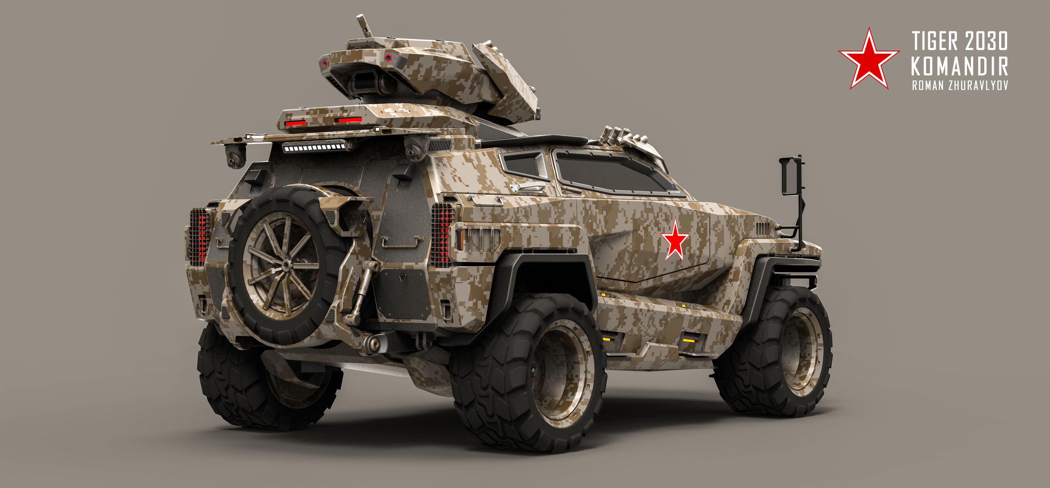 Bronevik-2-3500-3500