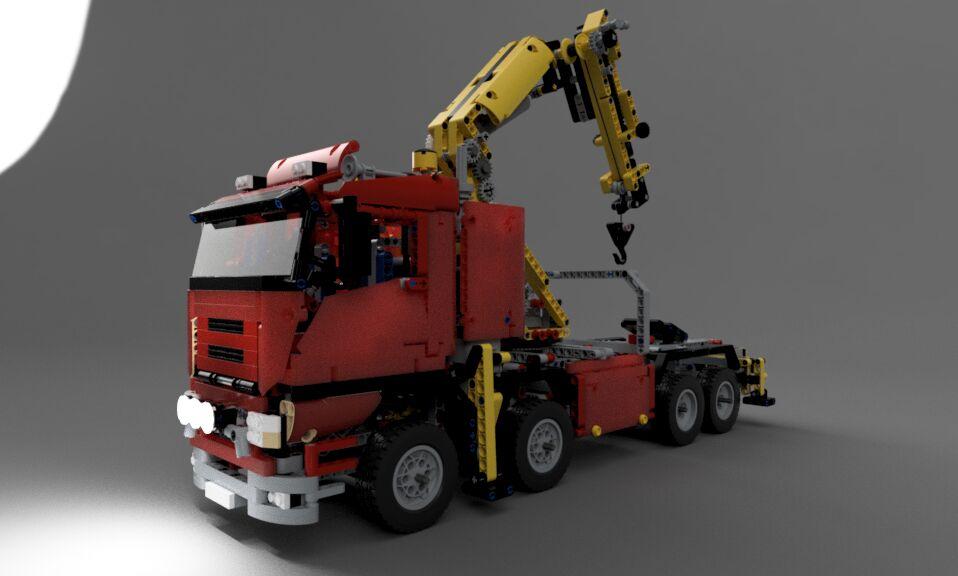 Lego-truck-crane-v3-3500-3500
