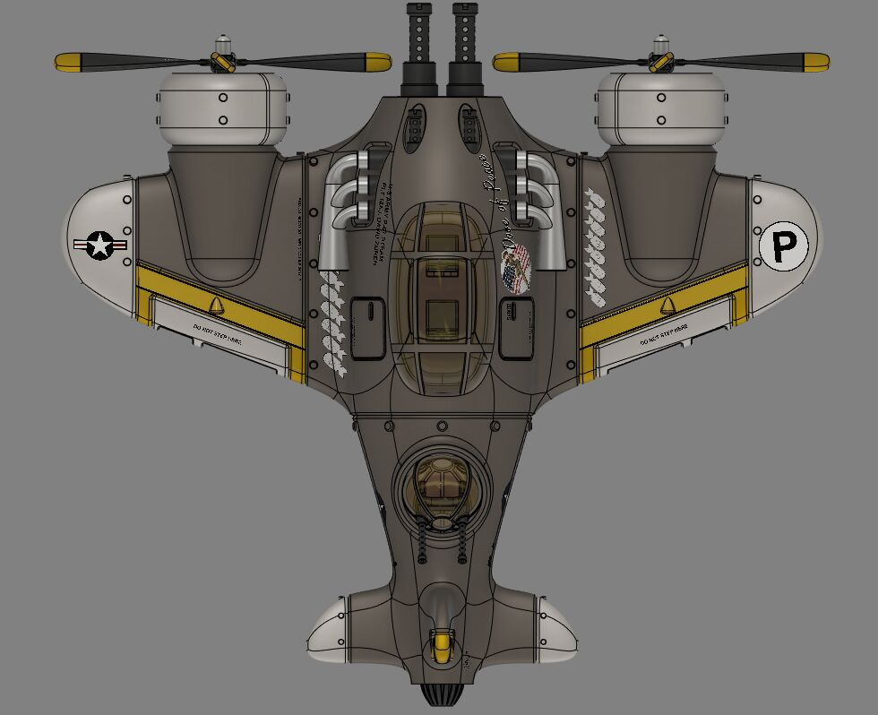 Steampunk-airplane-010-3500-3500