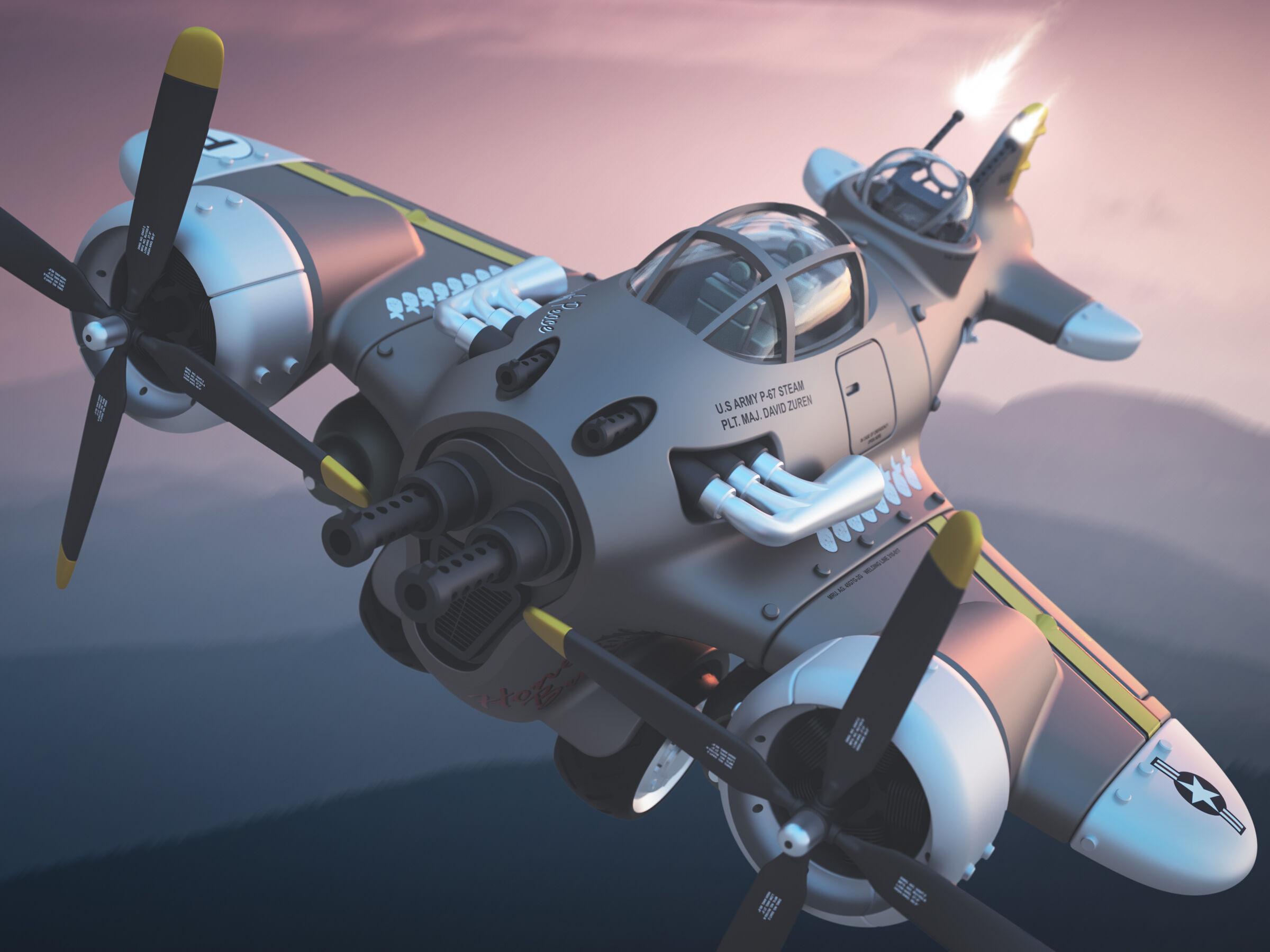 Steampunk-airplane-002-3500-3500