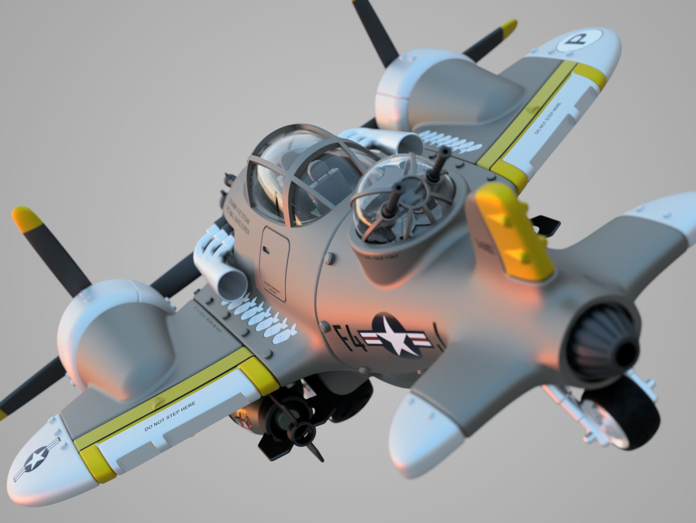 Steampunk-airplane-004-3500-3500